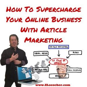 marketing articles