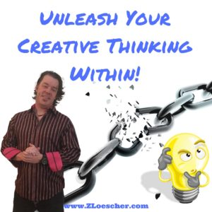 Unleash Your Creative Thinking Within!
