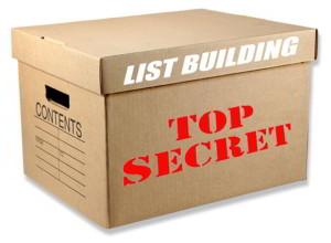 List Building Secret