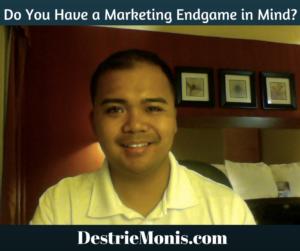Marketing Endgame