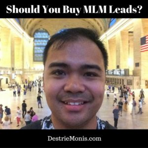 Should You Buy MLM Leads-