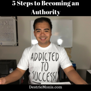 5 Steps to Becoming an Authority