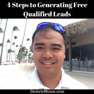 4-steps-to-generating-free-qualified-leads