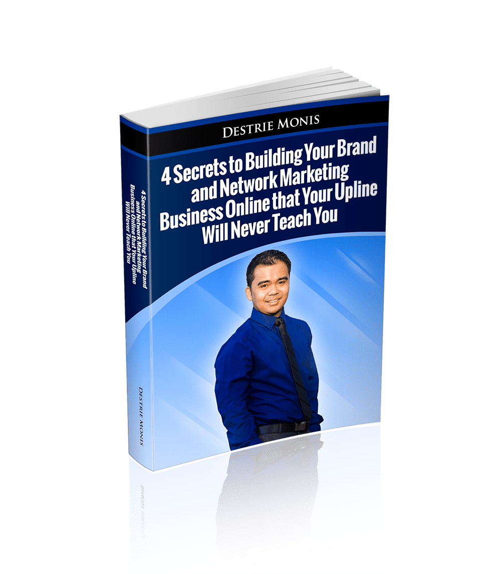 Discover 4 Secrets to Building Your Network Marketing Business Online