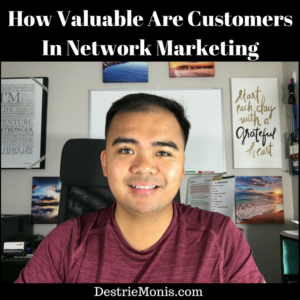 How Valuable Are Customers In Network Marketing