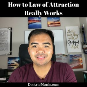 How to Law of Attraction Really Works