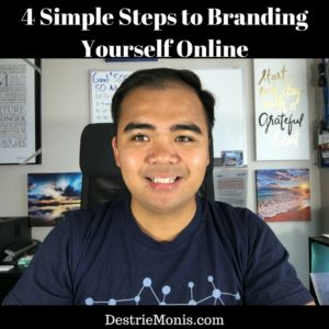 4 Simple Steps to Branding Yourself Online