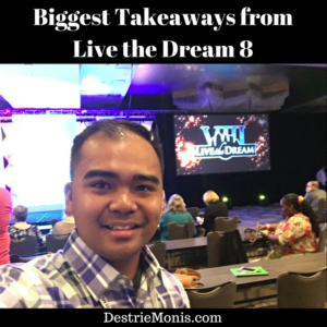 Biggest Takeaways fromLive the Dream 8 copy