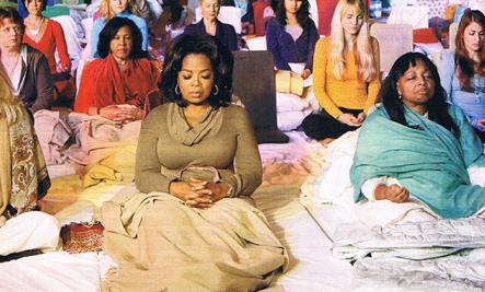 oprah-meditating
