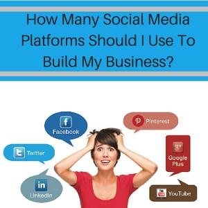 forget facebook social media sites should using
