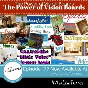 The Power of Vision Boards