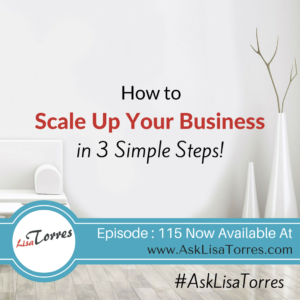 scale up your business