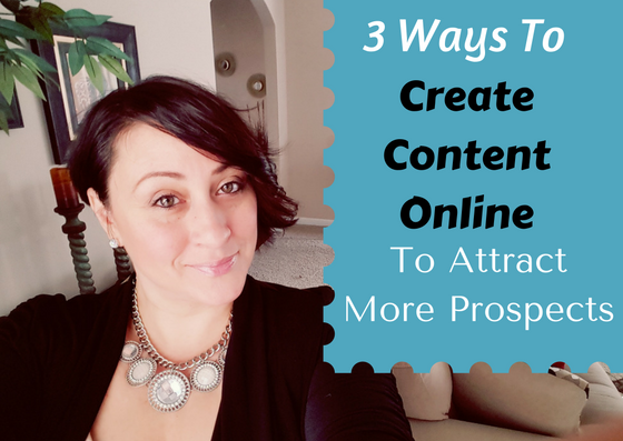 Create Content Online