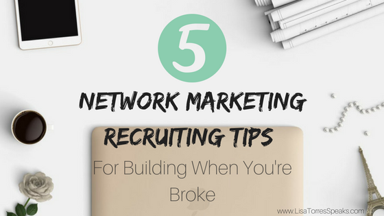 Network Marketing Recruiting Tips