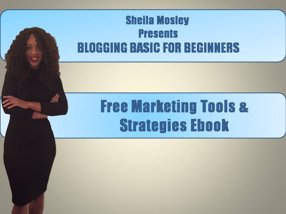 Blogging Basic for Beginners