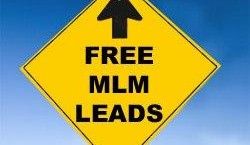 Free MLM Leads are Easy to get