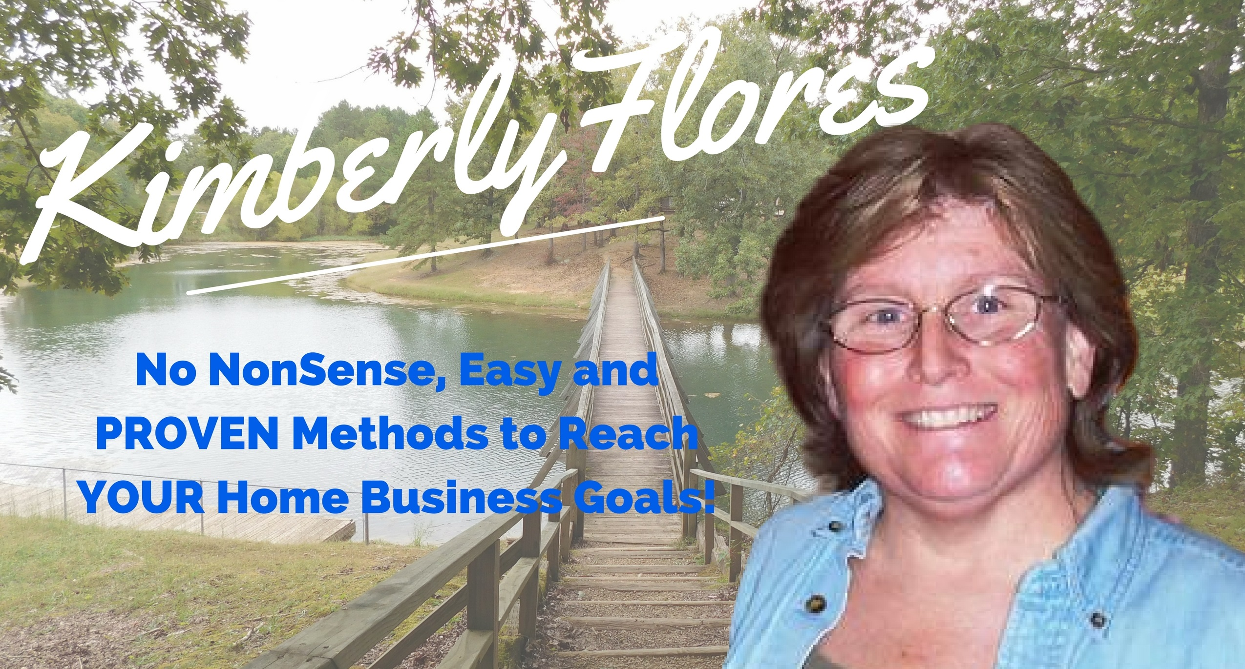 Kimberly Flores - Assisting Aspiring High Achievers Attract Quality People Improving Their Profits.