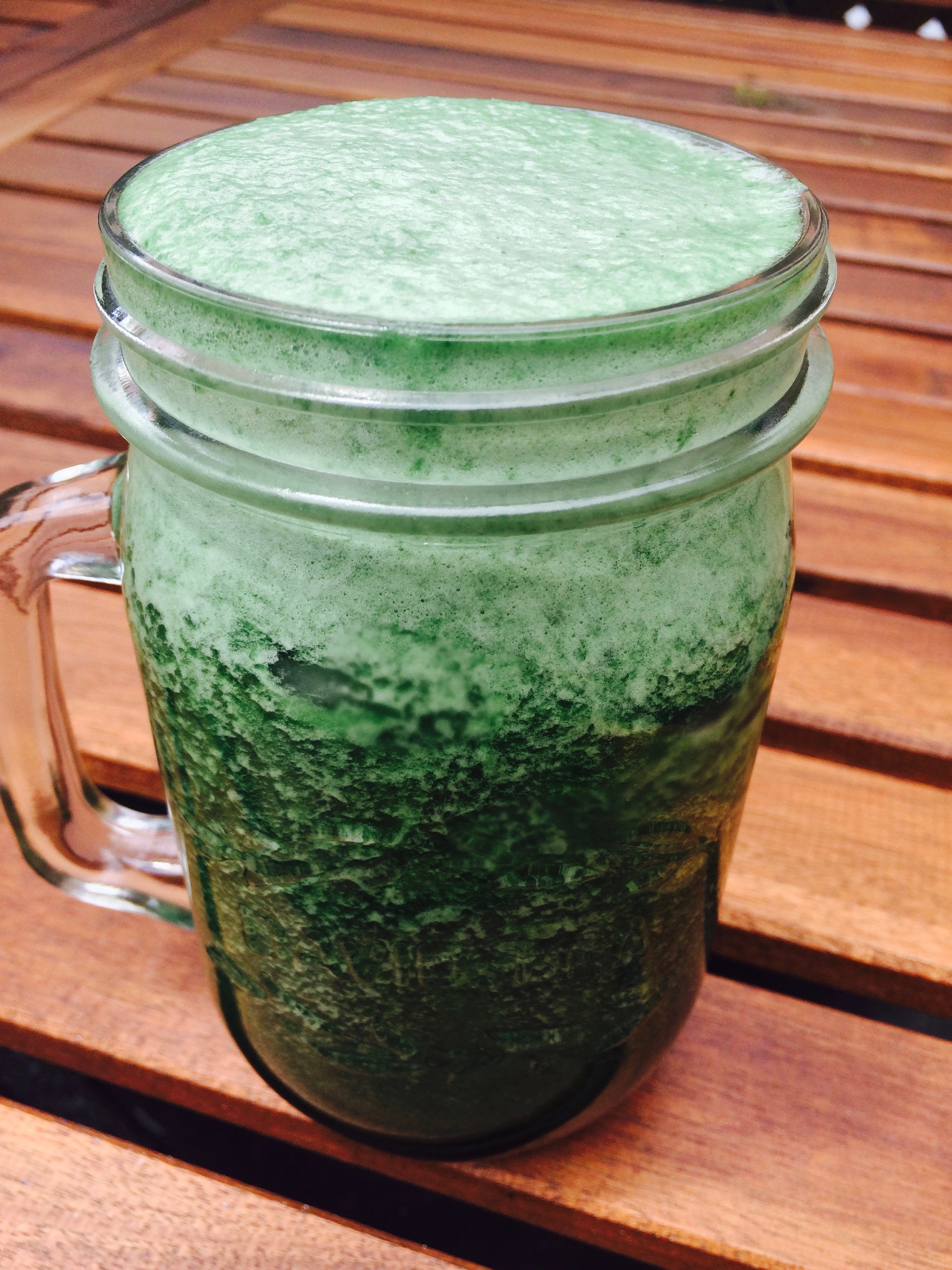 The Mighty Green Smoothie