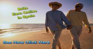 Earn Online In Spain
