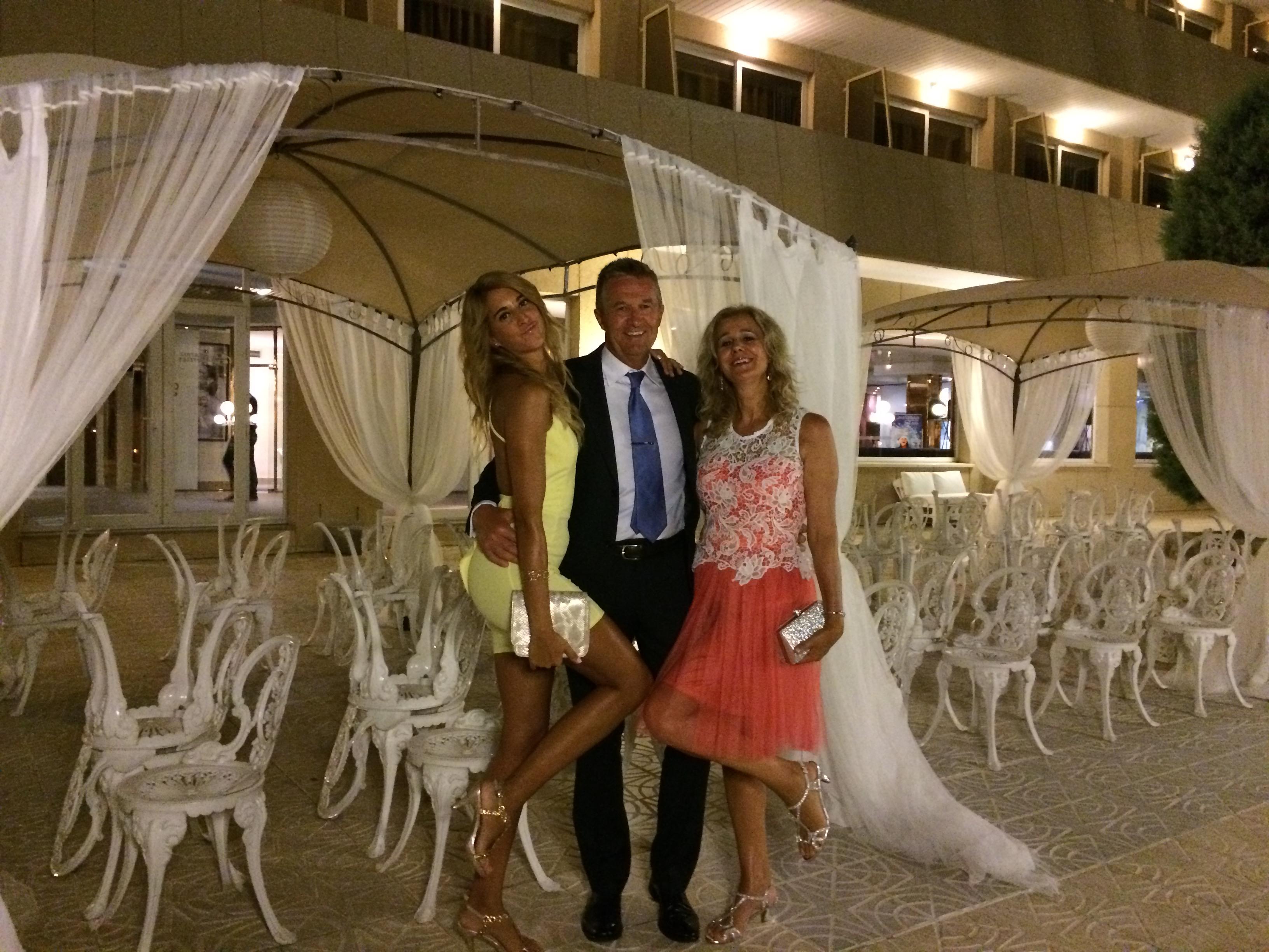 Amazing Spanish Wedding