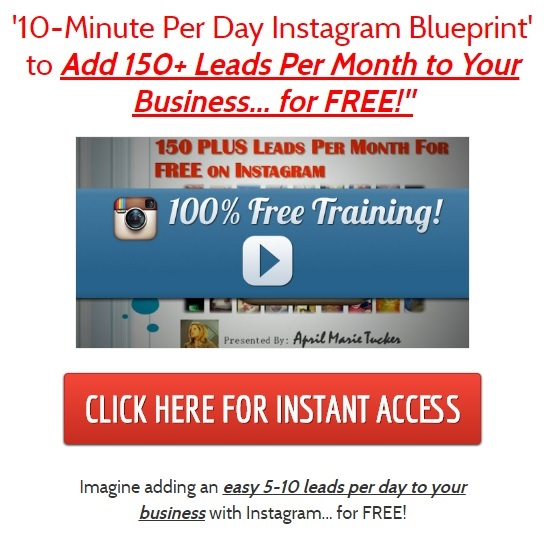 Instagram Training 4 Free Leads