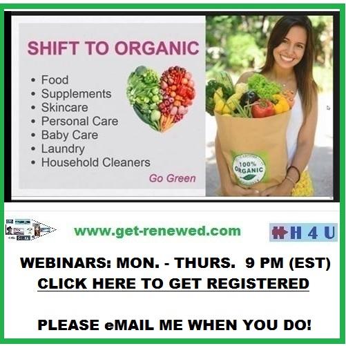 Organic Lifestyle Get Paid 4 It