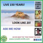 Live 150 Years Look Like 20