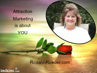 office-roxy-with-rose-with-attraction-marketing-is-about-you-with-logo