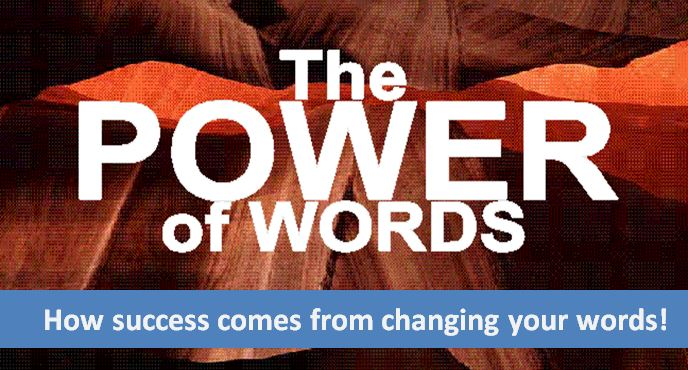 How these 4 simple changes to your language will dramatically improve your home business approach