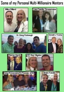 Multimillionaire Mentors, Ray Higdon, Brian Fanale, Doug Firebaugh