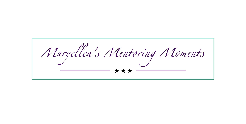 Maryellen's Blog