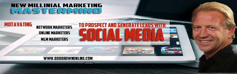 New Millennial Marketing Mastermind
