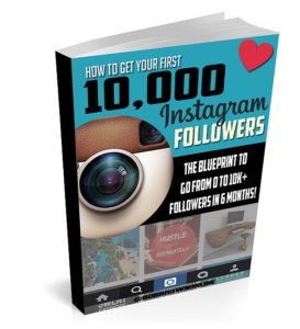 How to get your first 10k Instagram followers