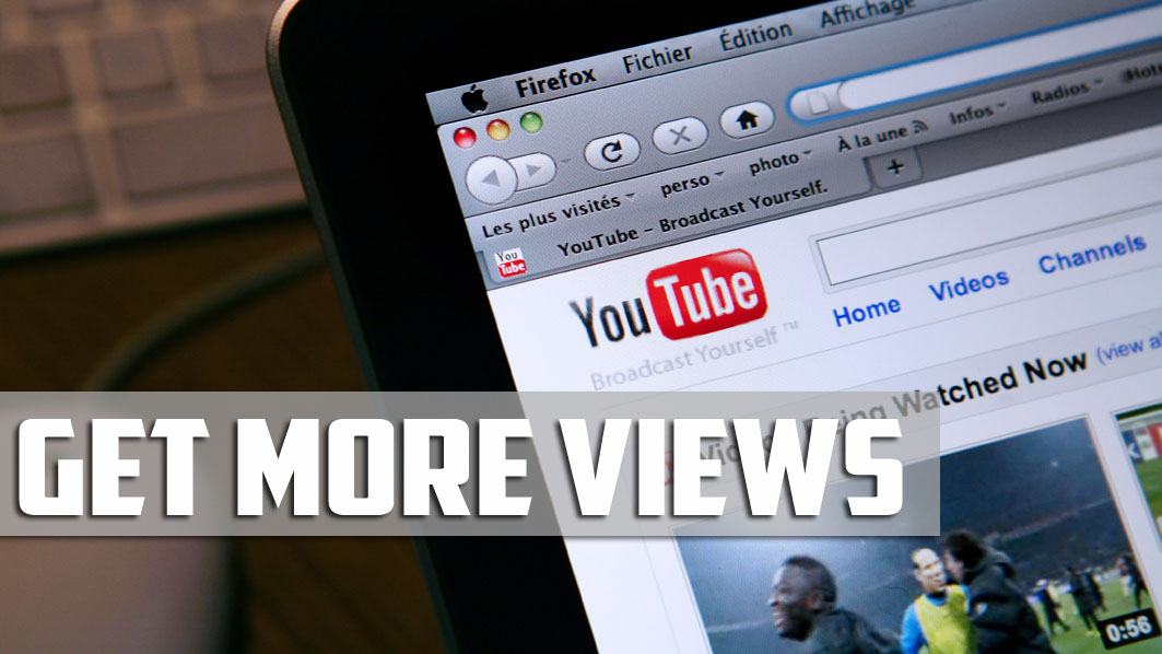 Get More Views & Get More Subscribers On YouTube • Bob Brown