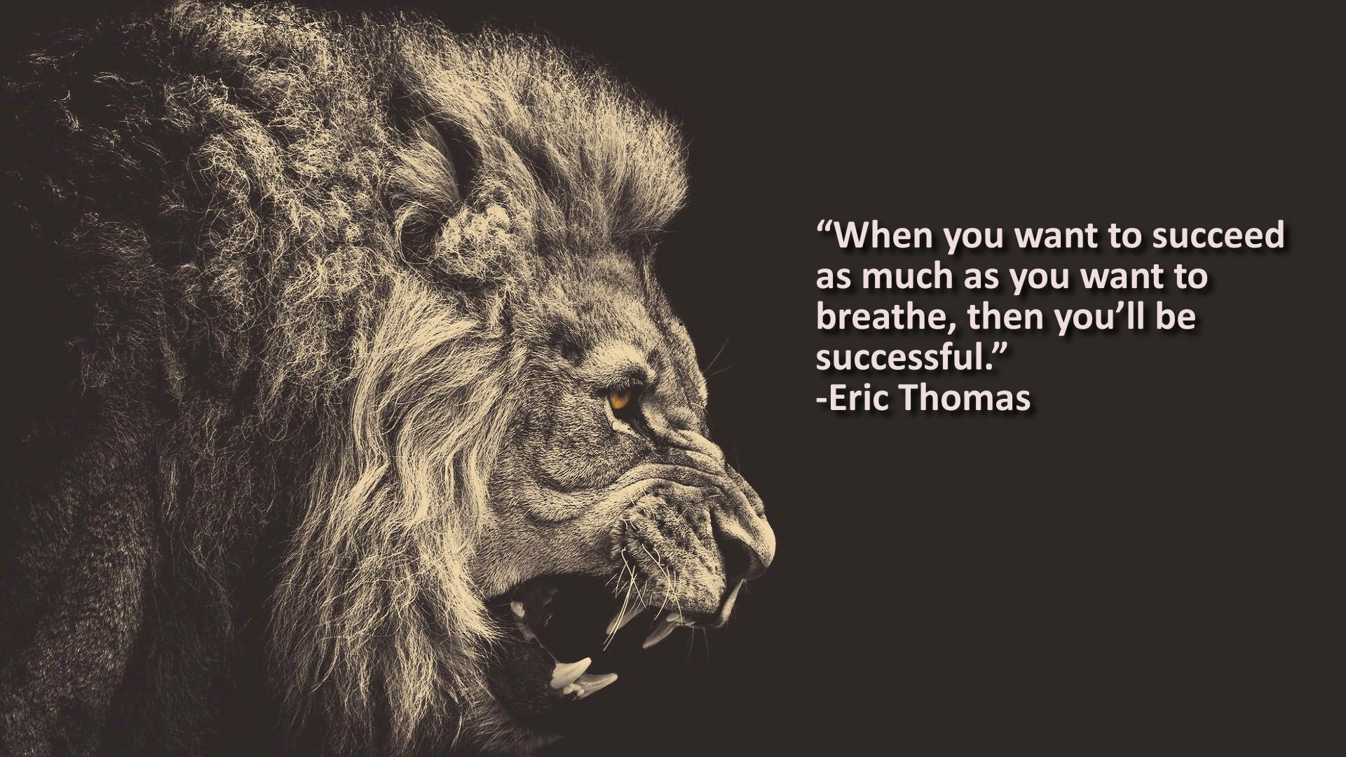 The Inspiration Corner Success Quote