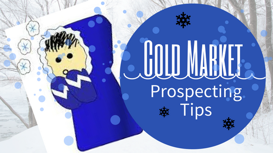 Offline Cold Market Prospecting Tips
