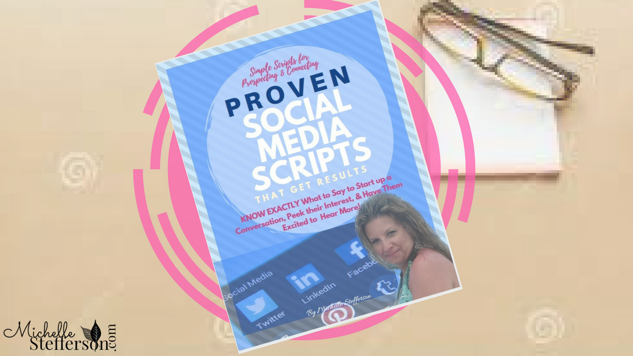 Get More Reps and Customers Using Social Media Scripts +FREE DOWNLOAD