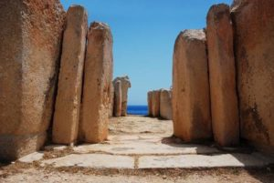 3500 to 2500 BC, the Megalithic Temples of Malta