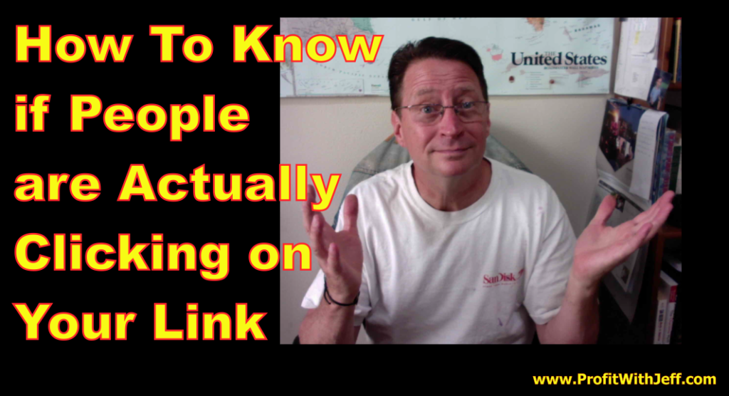 How To Know If People are Actually Clicking on Your Link.