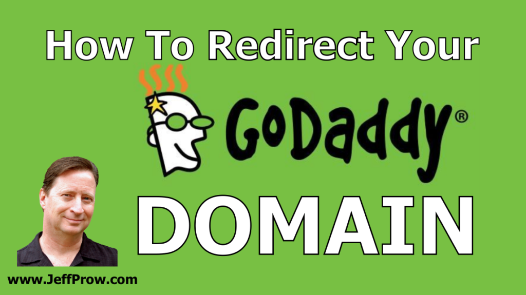 How To Forward Your Godaddy Domain To Any Website or Page