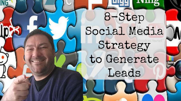 8 Step Social Media Strategy!