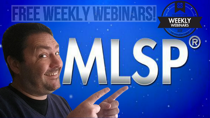 MLSP Free Weekly Webinars
