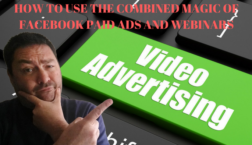 How to use the magic of Facebook paid ads and webinars