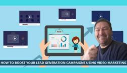 Video Marketing Lead Generation