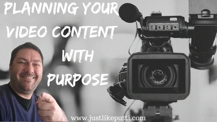 Planning your video content with purpose