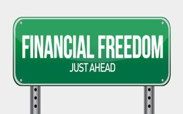 Financial Freedom Just Ahead