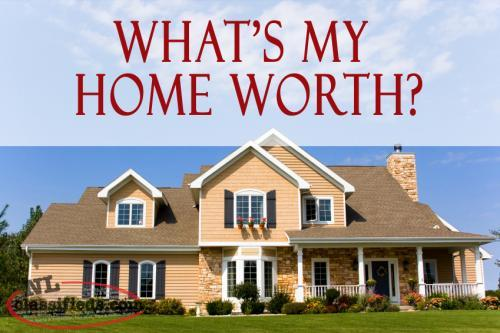 Find out what your Home Is Worth Now