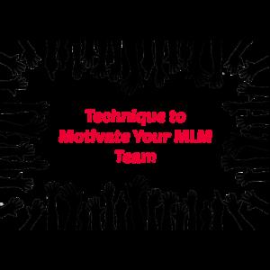 technique-to-motivate