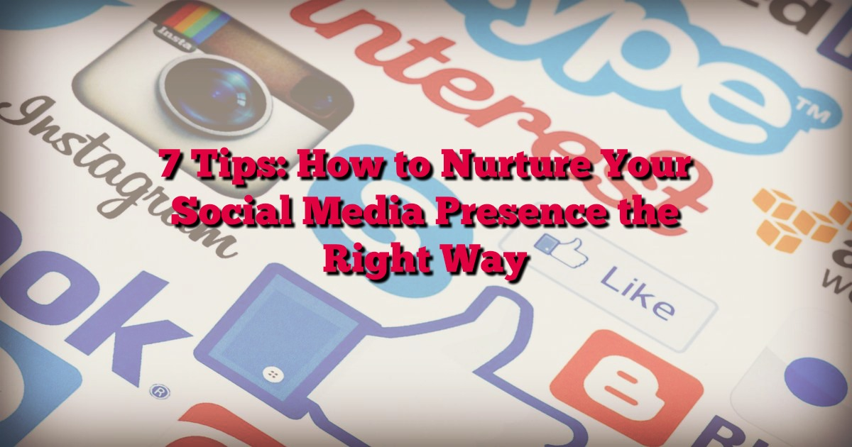 Your-Social-Media-Presence