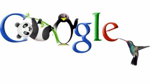 Googles Penguin Hummingbird Panda Updates